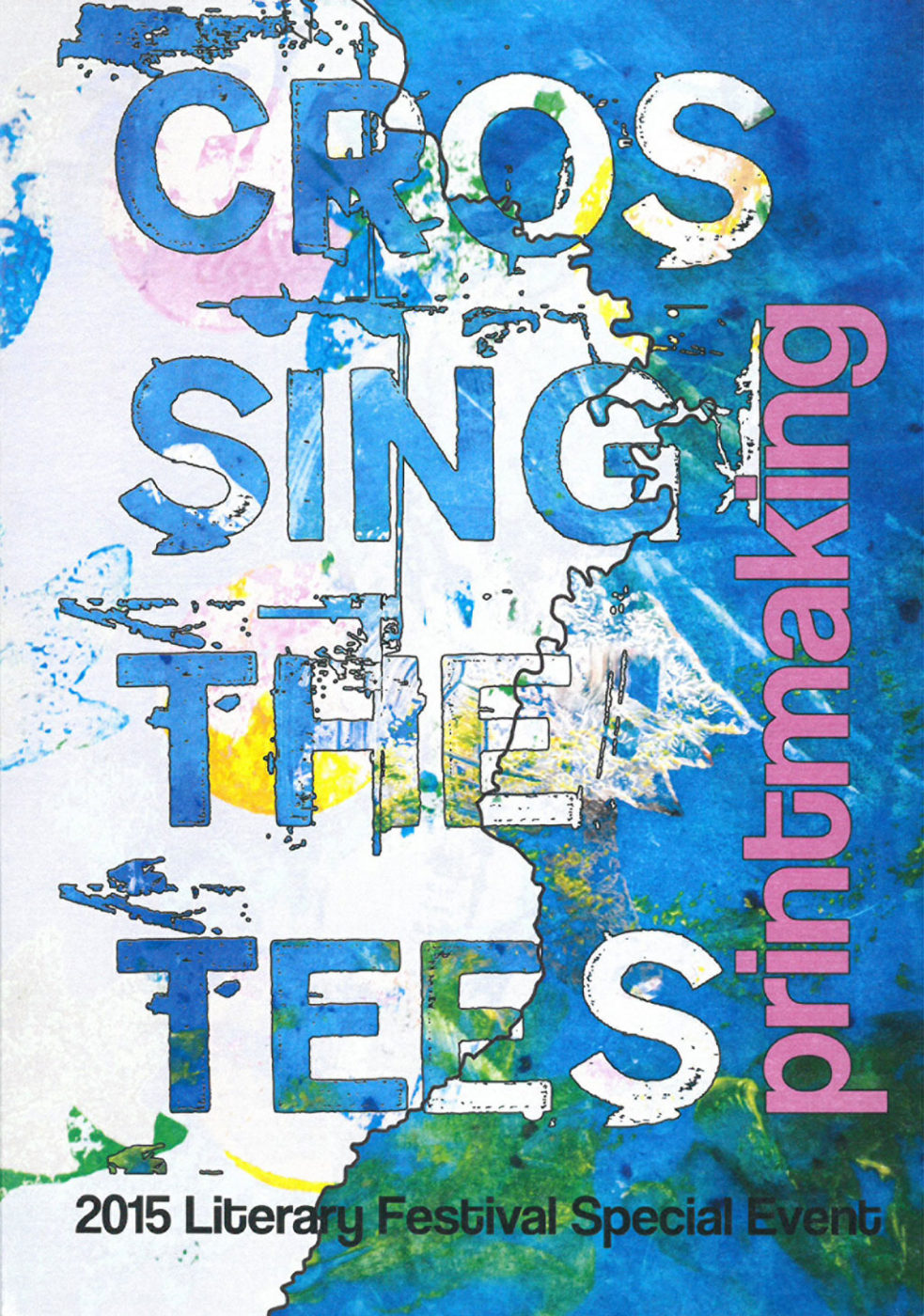 Crossing the Tees Book Jacket