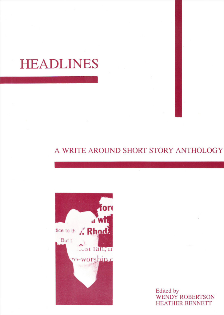Headlines book cover
