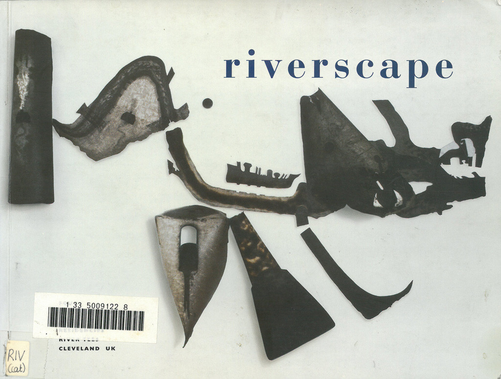 Riverscape book cover