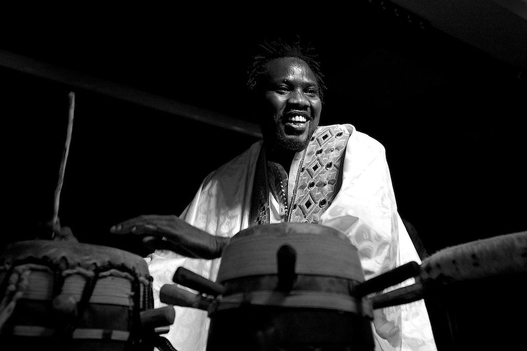 Drum Master Karim