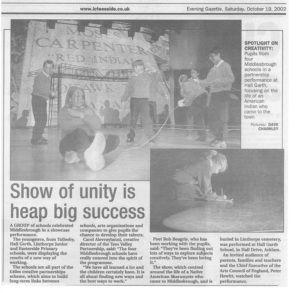 2002-10-19, Evening Gazette
