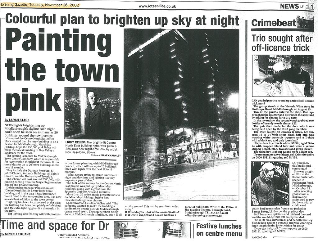 2002-11-26, Evening Gazette