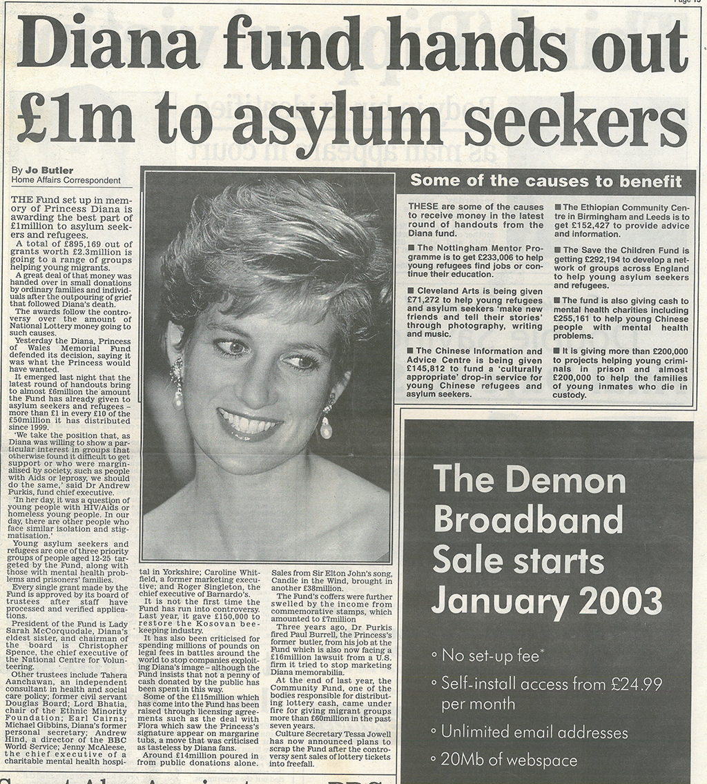 2003-01-07, Daily Mail