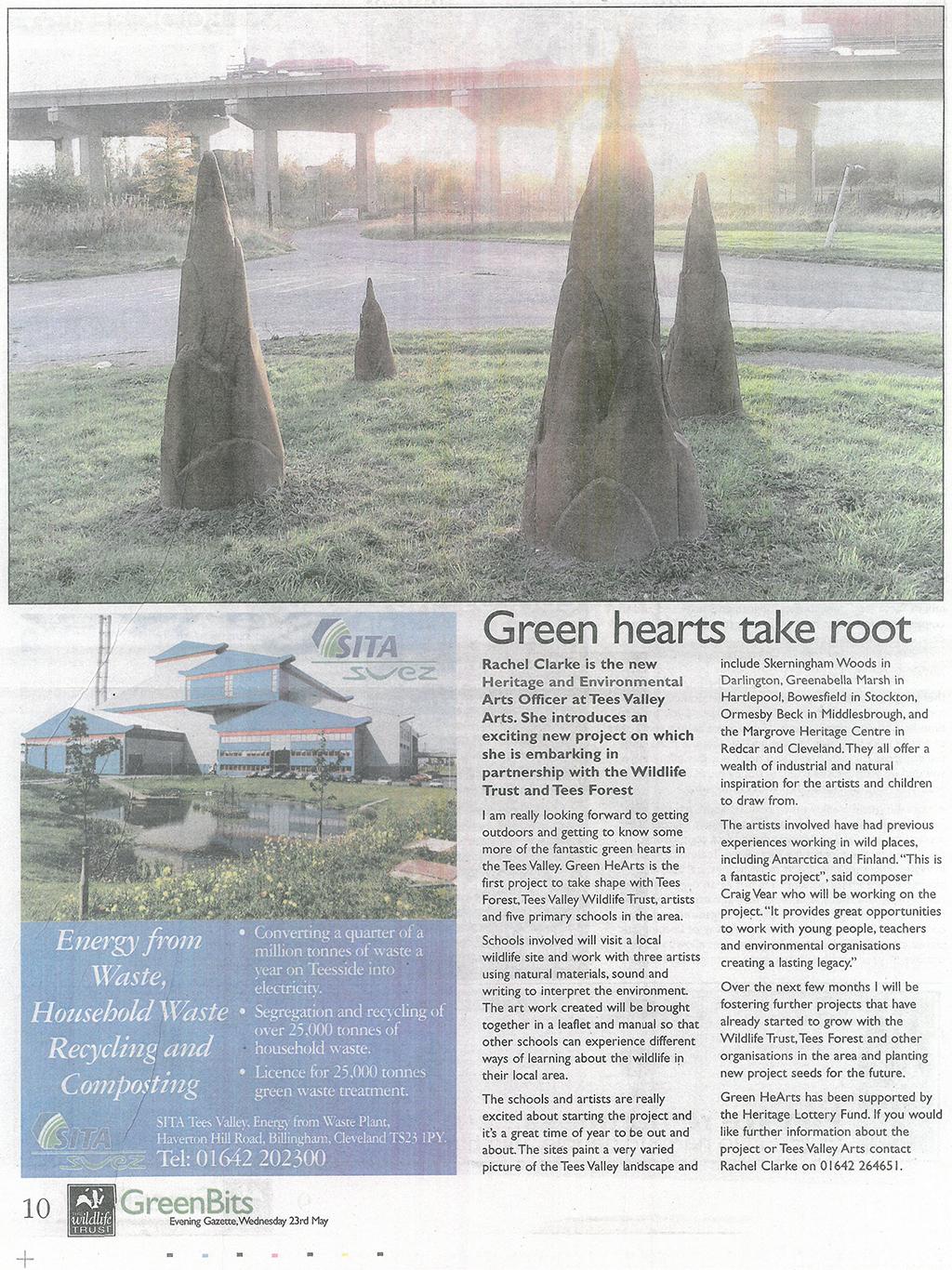 2007-05-23, evening gazette