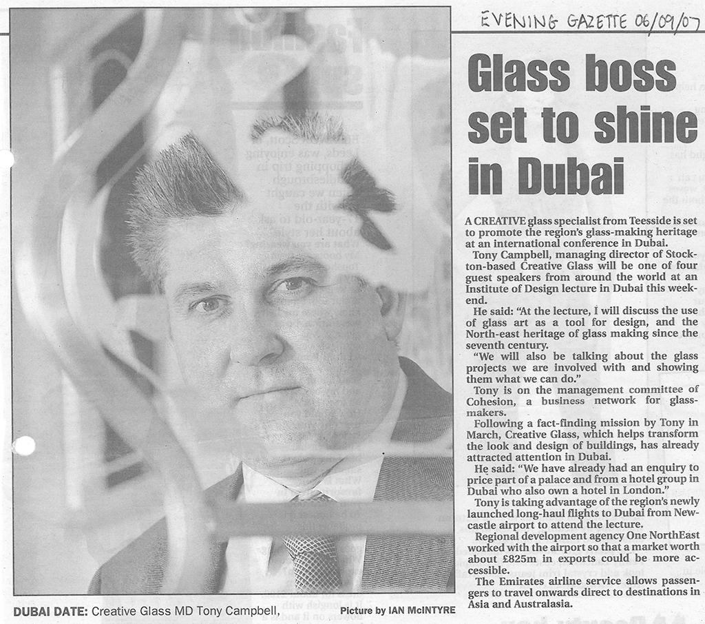 2007-09-06, evening gazette