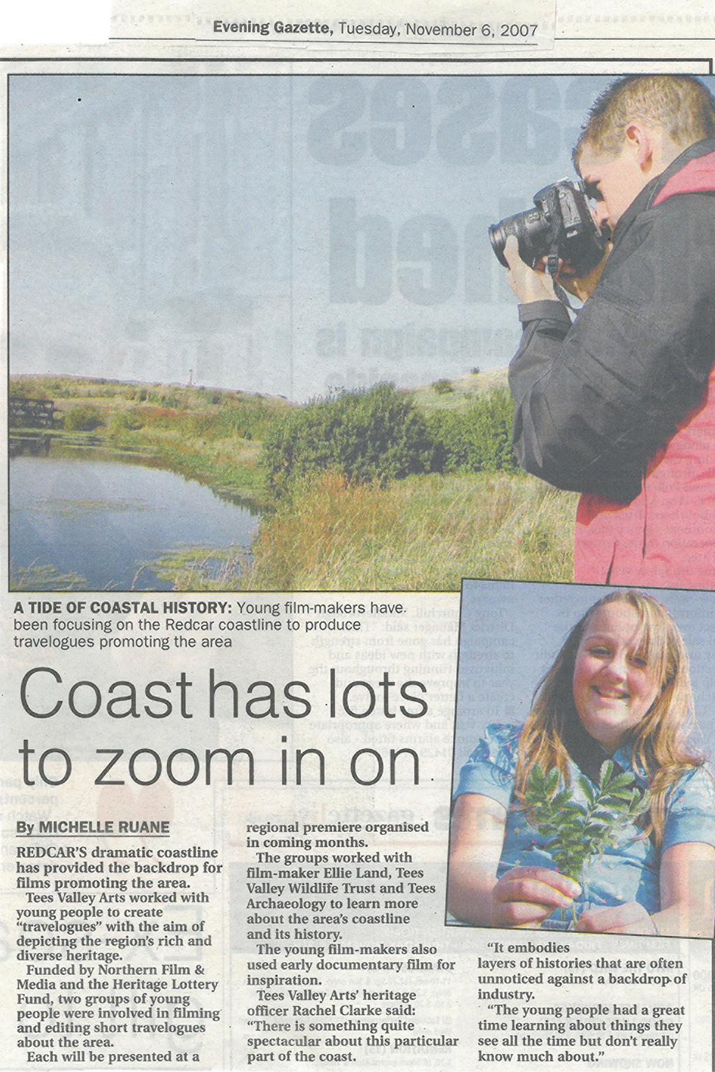 2007-11-06, evening gazette