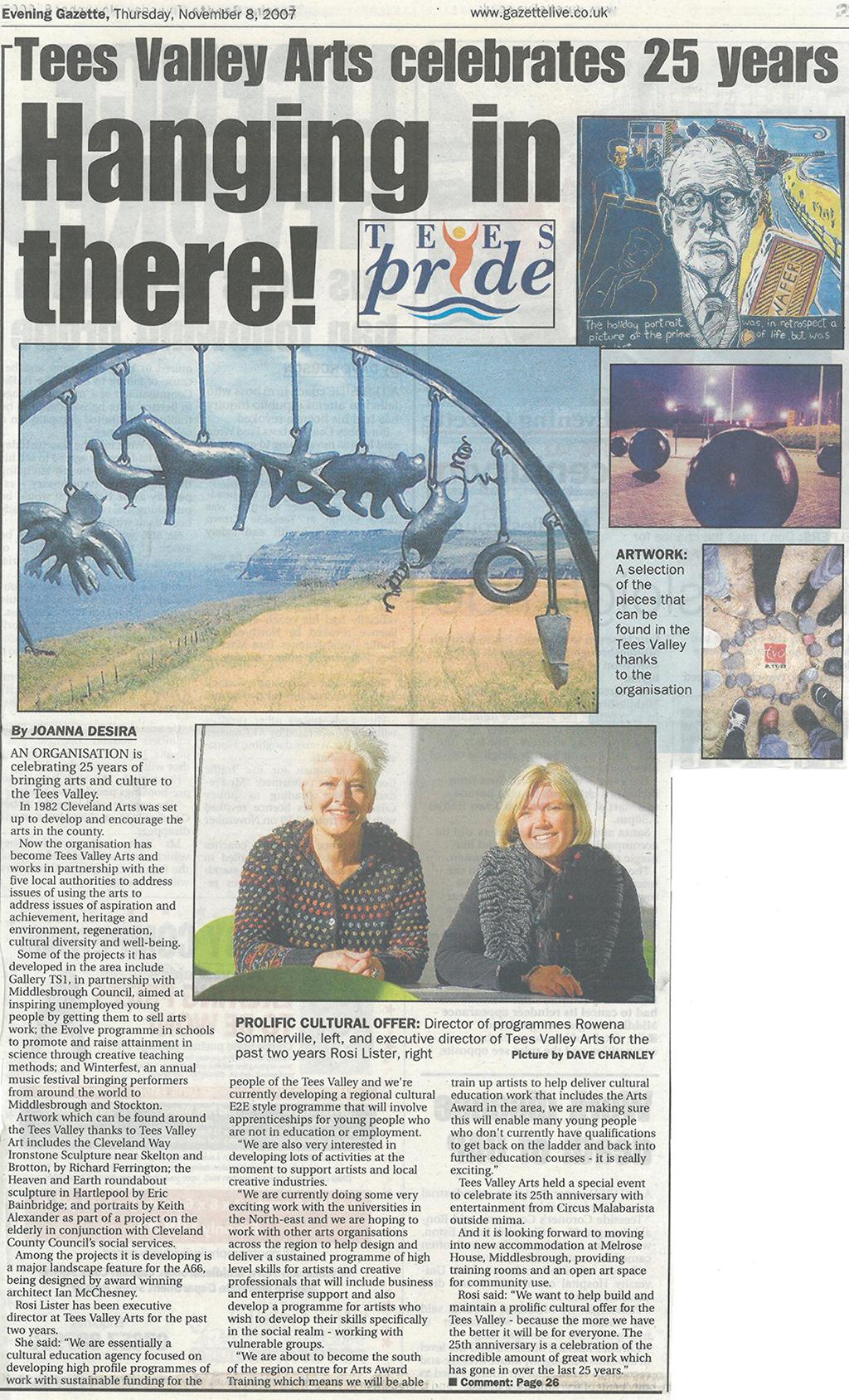 2007-11-08, evening gazette 01