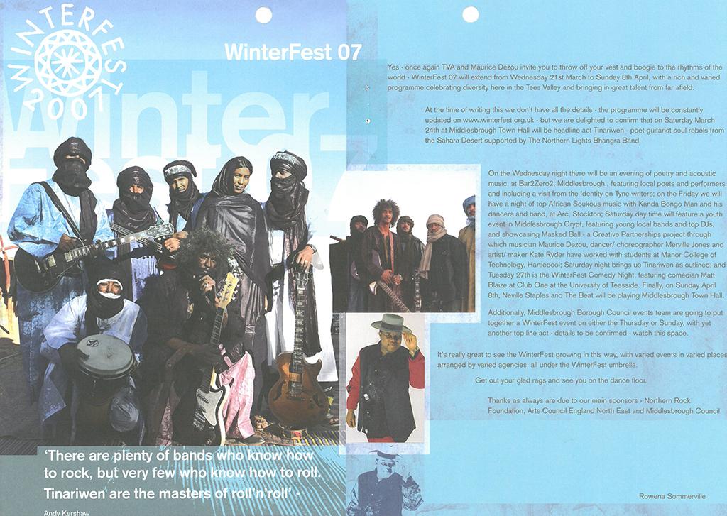 2007, Winterfest