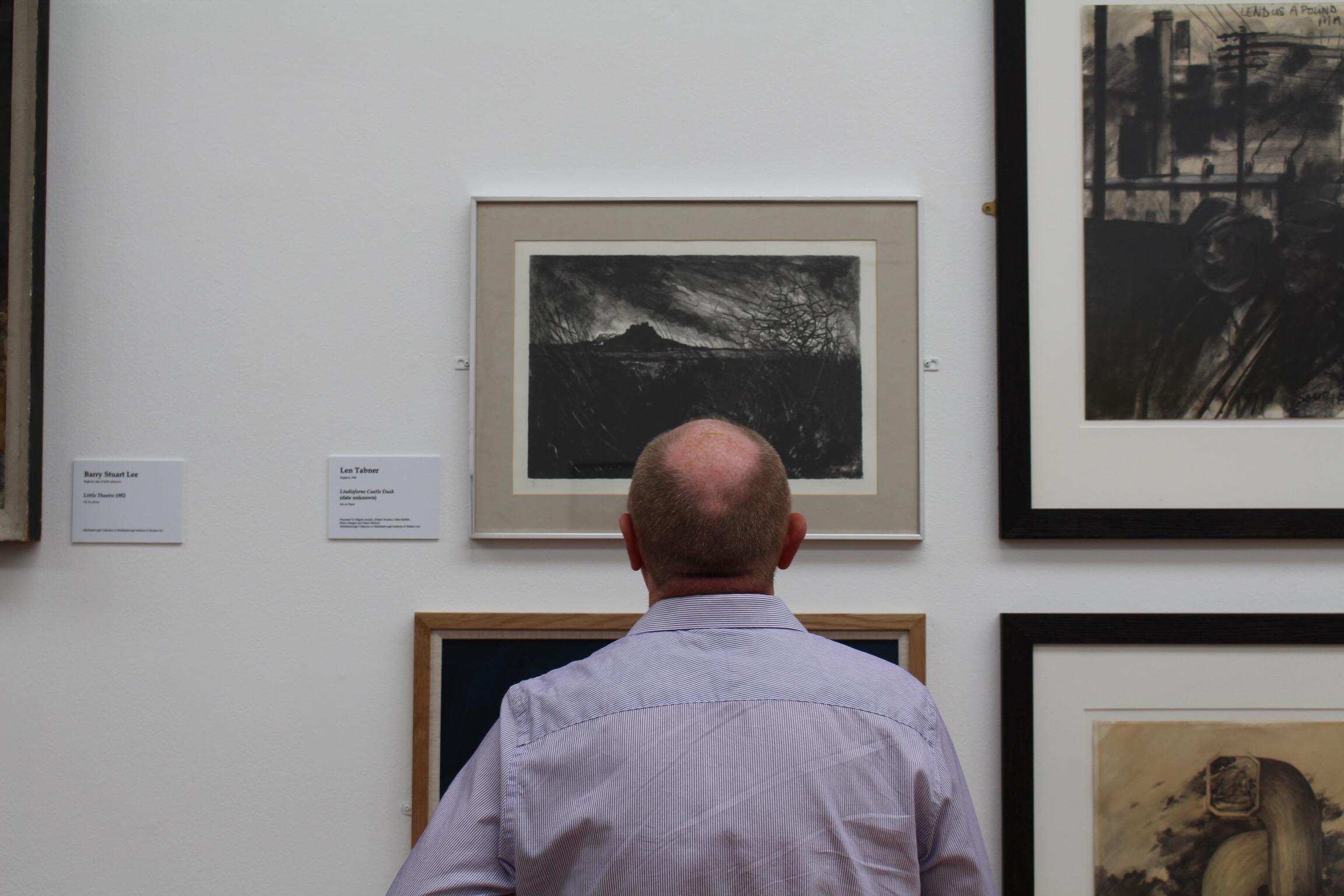 Len Tabner in Localism