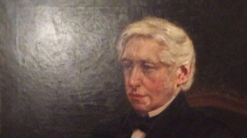 Henry Pease Portrait