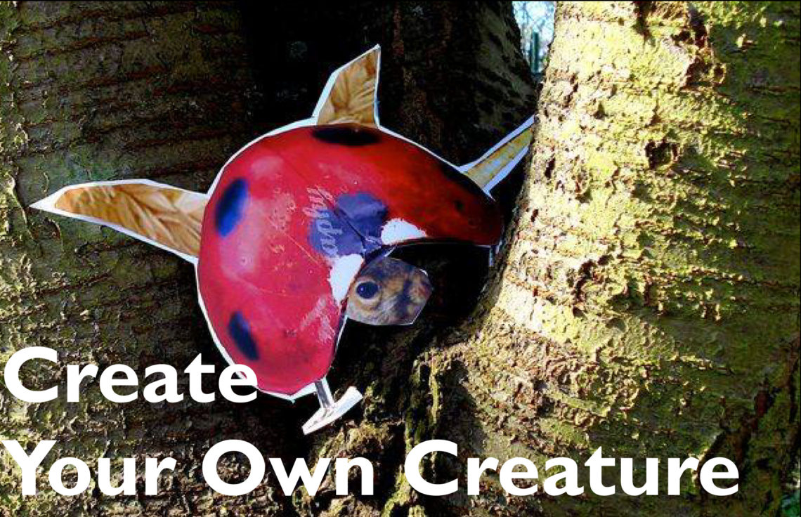 Create Your Own Creature Image